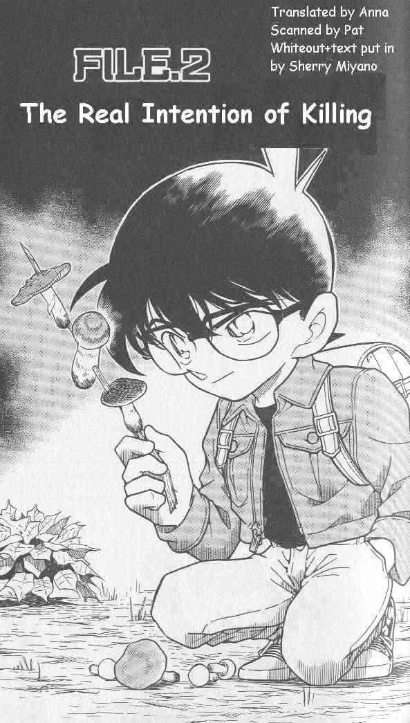 Detective Conan Chapter 275  Online Free Manga Read Image 1