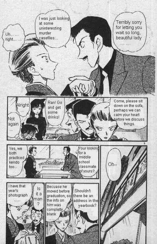 Detective Conan Chapter 276  Online Free Manga Read Image 5