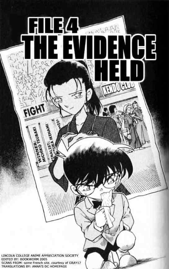 Detective Conan Chapter 277  Online Free Manga Read Image 1