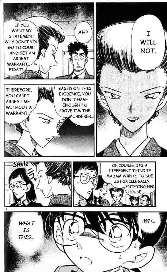 Detective Conan Chapter 277  Online Free Manga Read Image 14