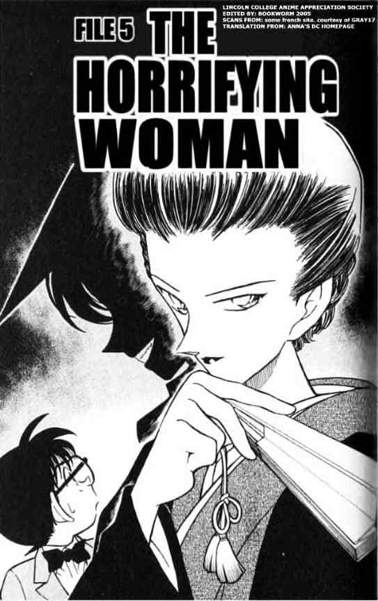 Detective Conan Chapter 278  Online Free Manga Read Image 1