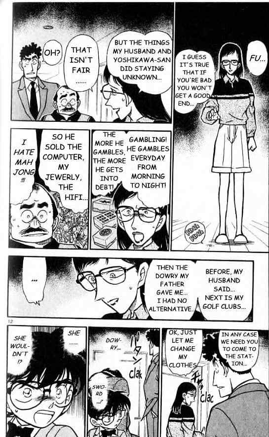 Detective Conan Chapter 278  Online Free Manga Read Image 12