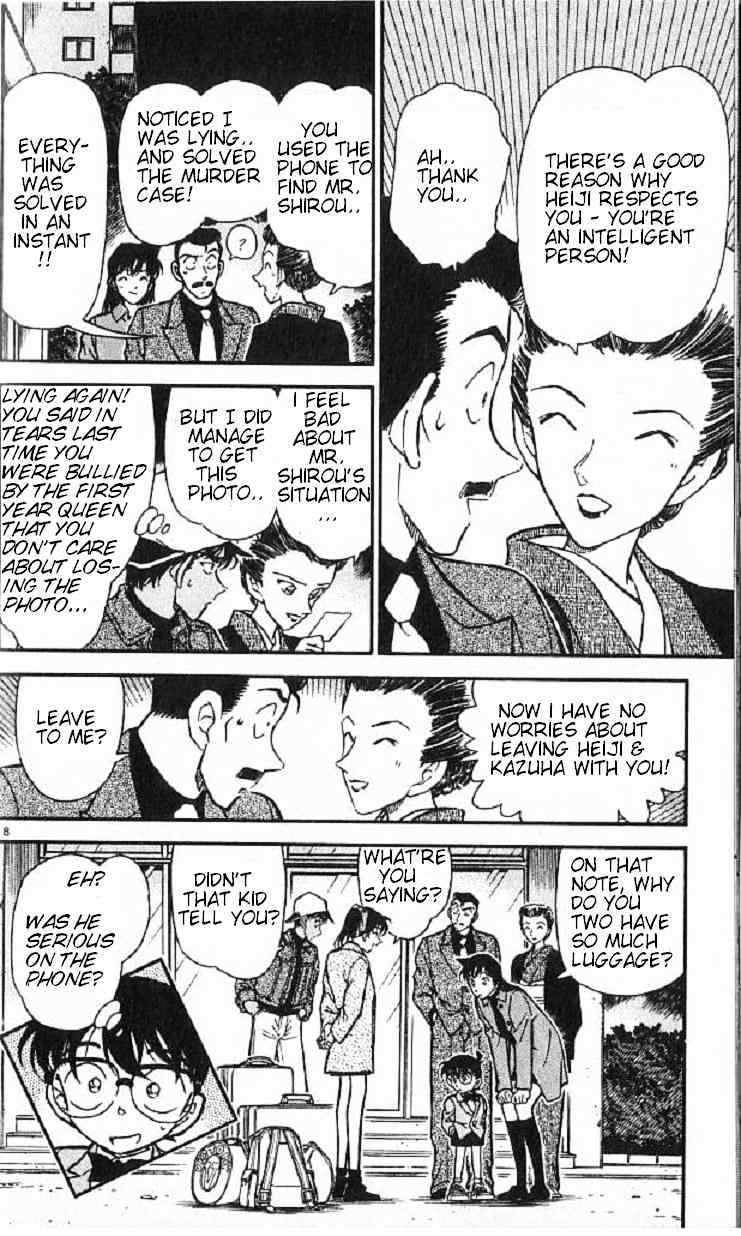 Detective Conan Chapter 278  Online Free Manga Read Image 18
