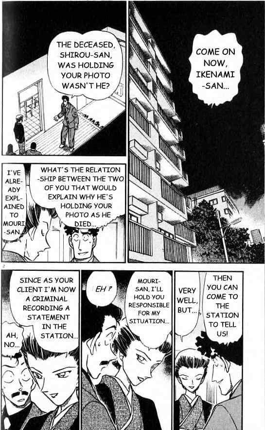 Detective Conan Chapter 278  Online Free Manga Read Image 2