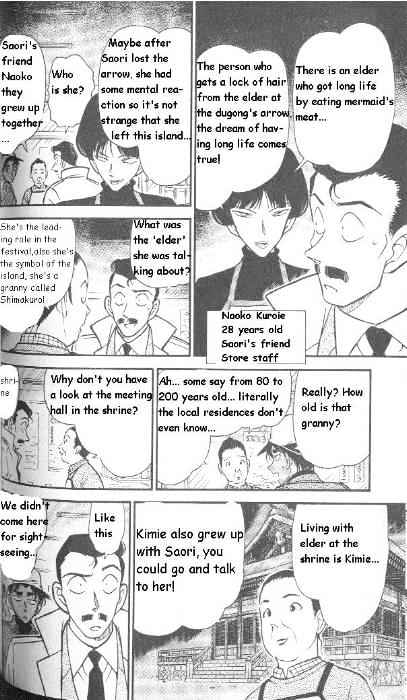 Detective Conan Chapter 279  Online Free Manga Read Image 8