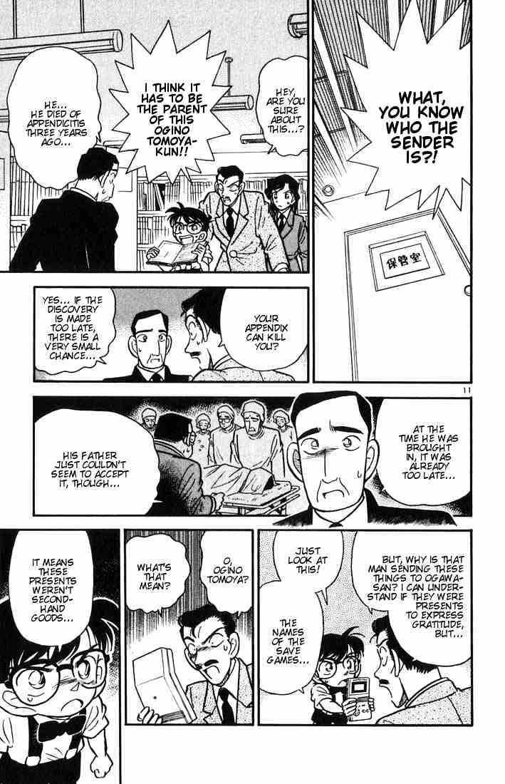 Detective Conan Chapter 28  Online Free Manga Read Image 11
