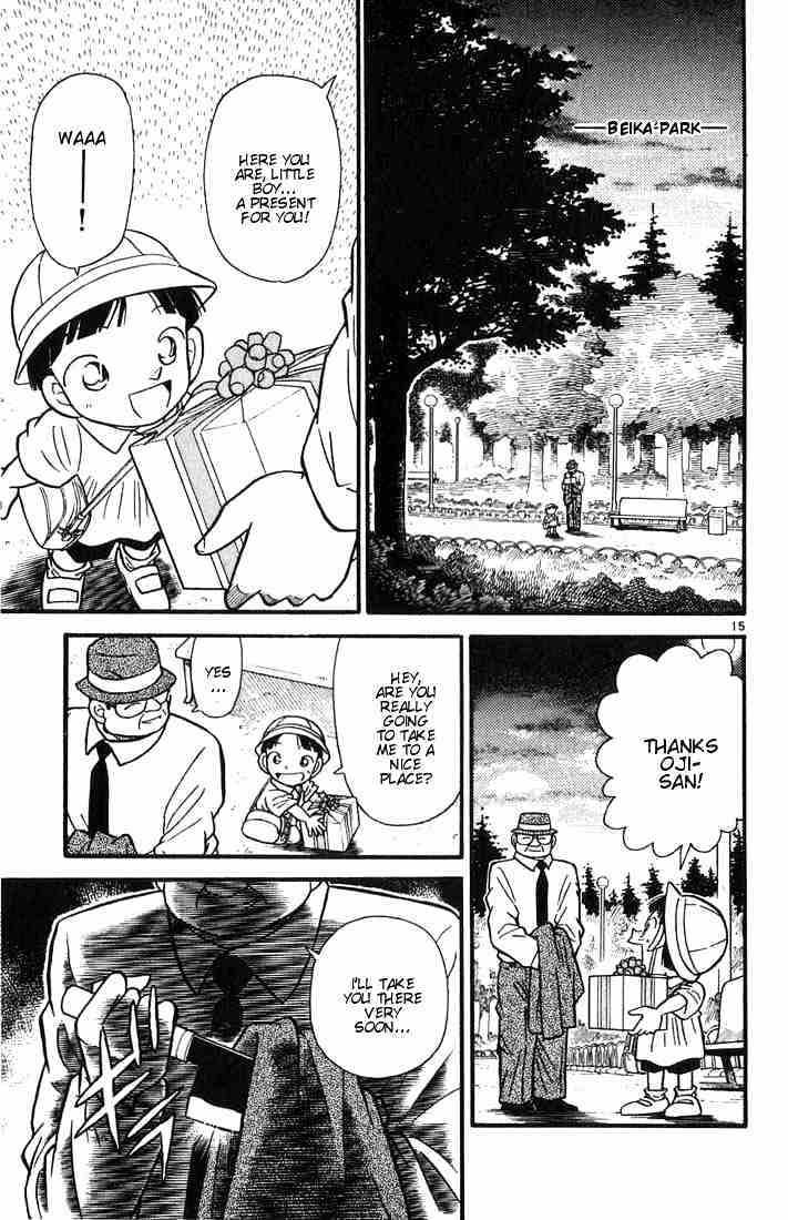 Detective Conan Chapter 28  Online Free Manga Read Image 15