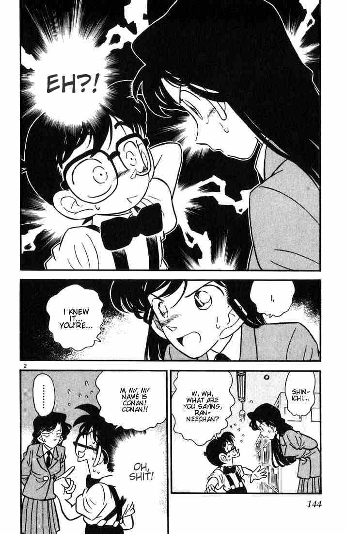 Detective Conan Chapter 28  Online Free Manga Read Image 2