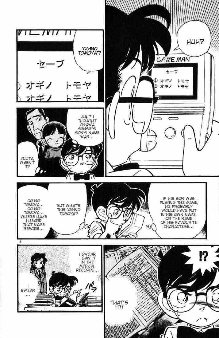 Detective Conan Chapter 28  Online Free Manga Read Image 8