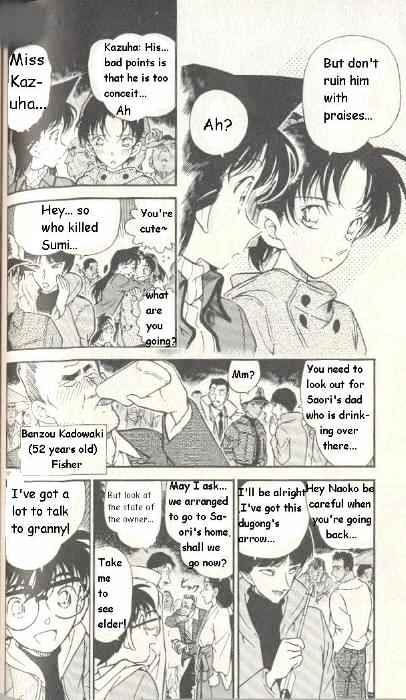 Detective Conan Chapter 280  Online Free Manga Read Image 10