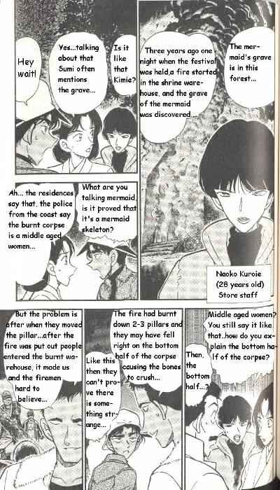 Detective Conan Chapter 280  Online Free Manga Read Image 5