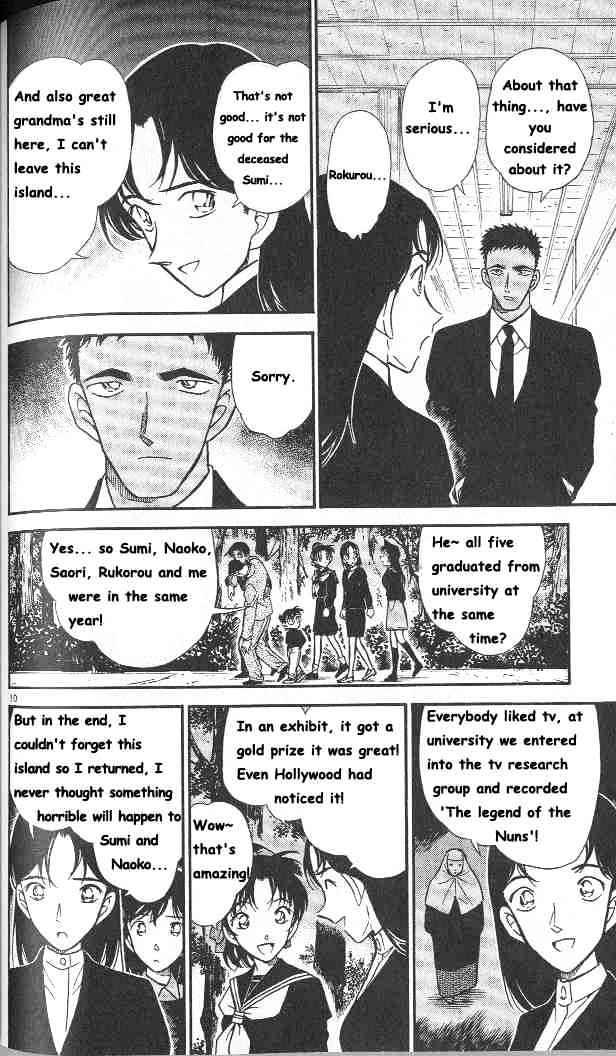 Detective Conan Chapter 281  Online Free Manga Read Image 10