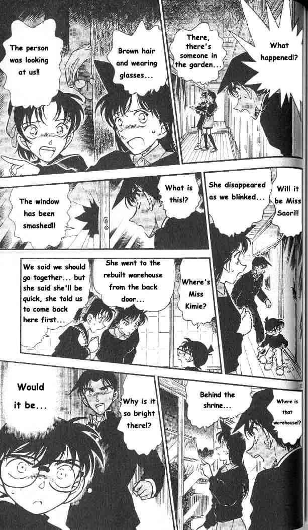 Detective Conan Chapter 281  Online Free Manga Read Image 13