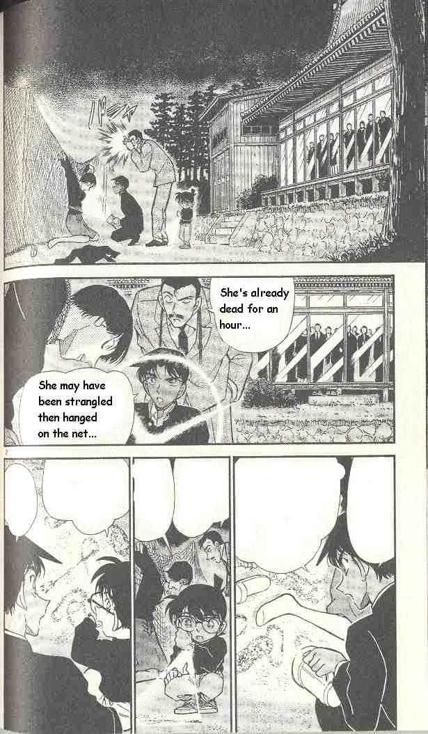 Detective Conan Chapter 281  Online Free Manga Read Image 2