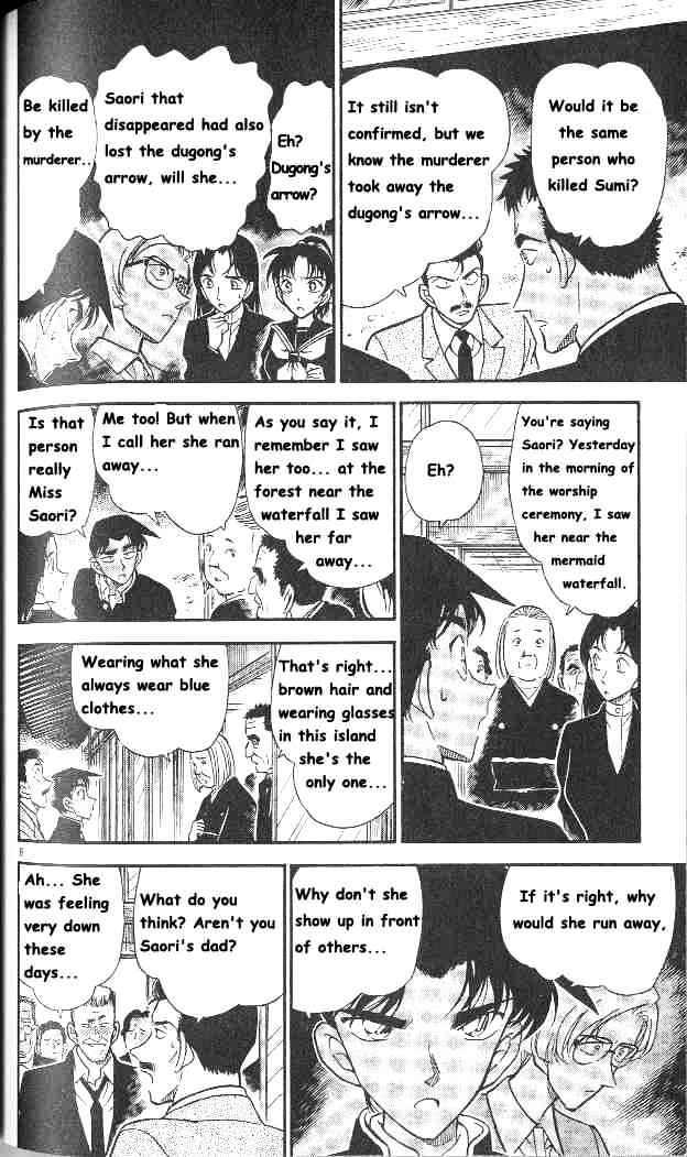 Detective Conan Chapter 281  Online Free Manga Read Image 6