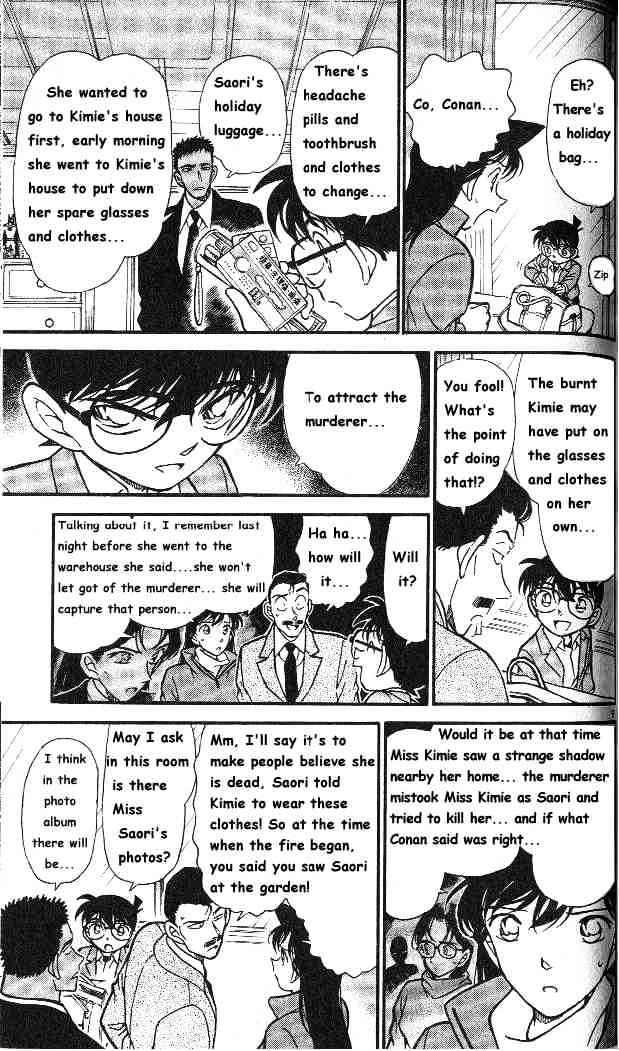 Detective Conan Chapter 282  Online Free Manga Read Image 9