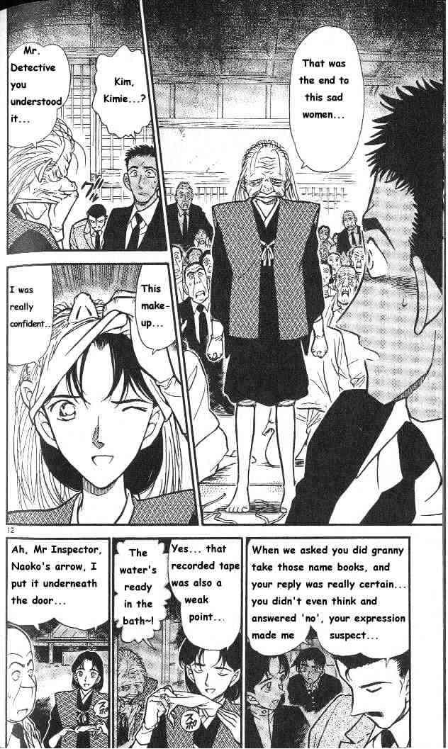 Detective Conan Chapter 283  Online Free Manga Read Image 12