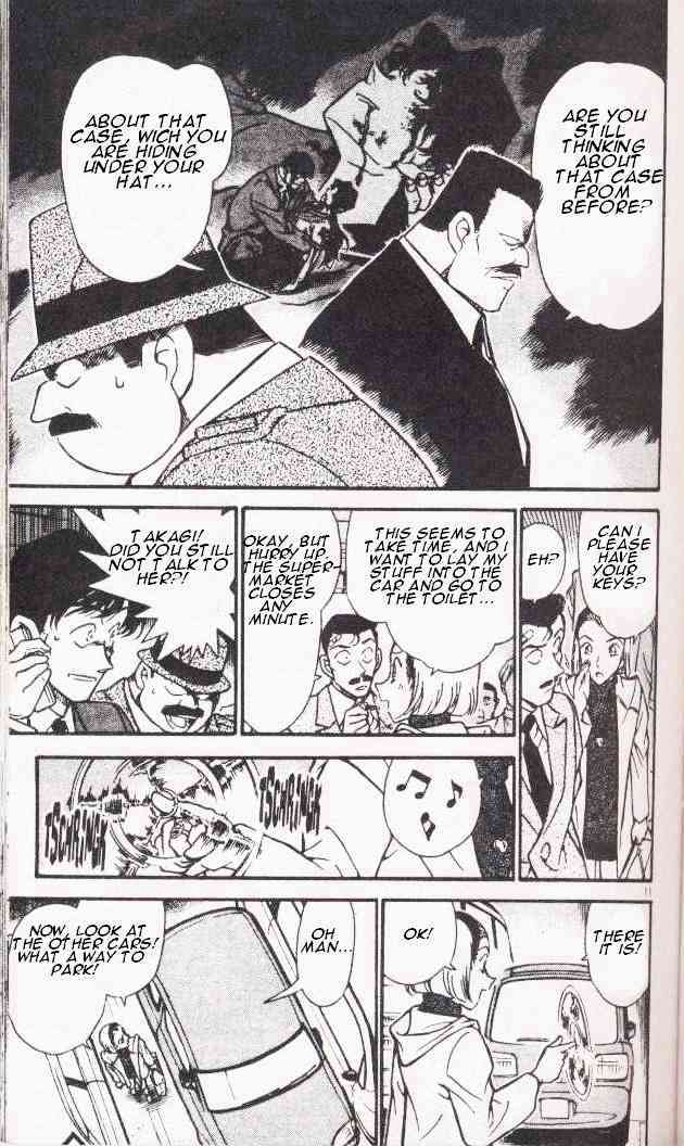 Detective Conan Chapter 285  Online Free Manga Read Image 11