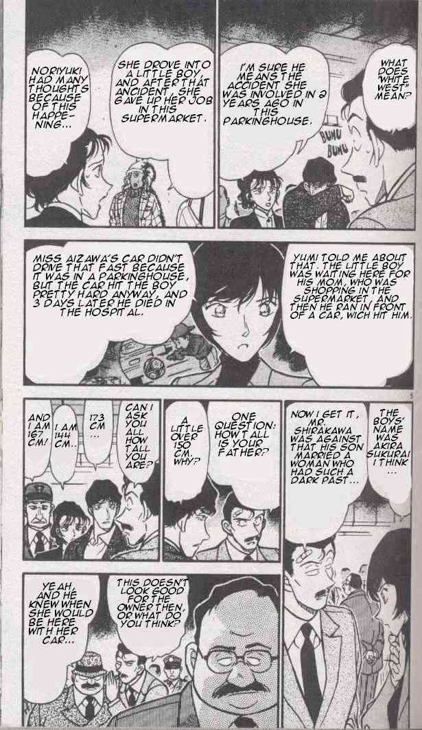 Detective Conan Chapter 285  Online Free Manga Read Image 5