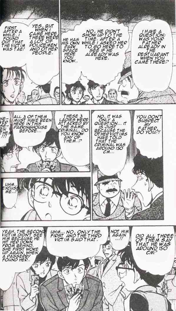 Detective Conan Chapter 285  Online Free Manga Read Image 6
