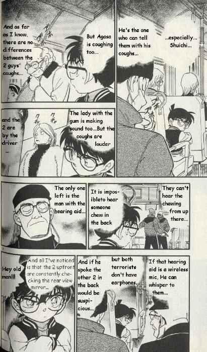 Detective Conan Chapter 288  Online Free Manga Read Image 12
