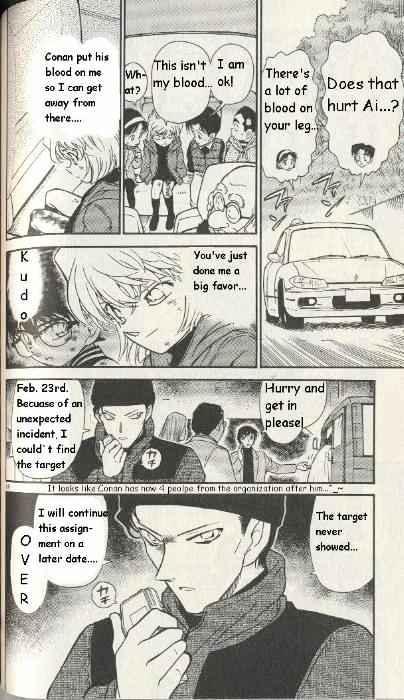 Detective Conan Chapter 289  Online Free Manga Read Image 18