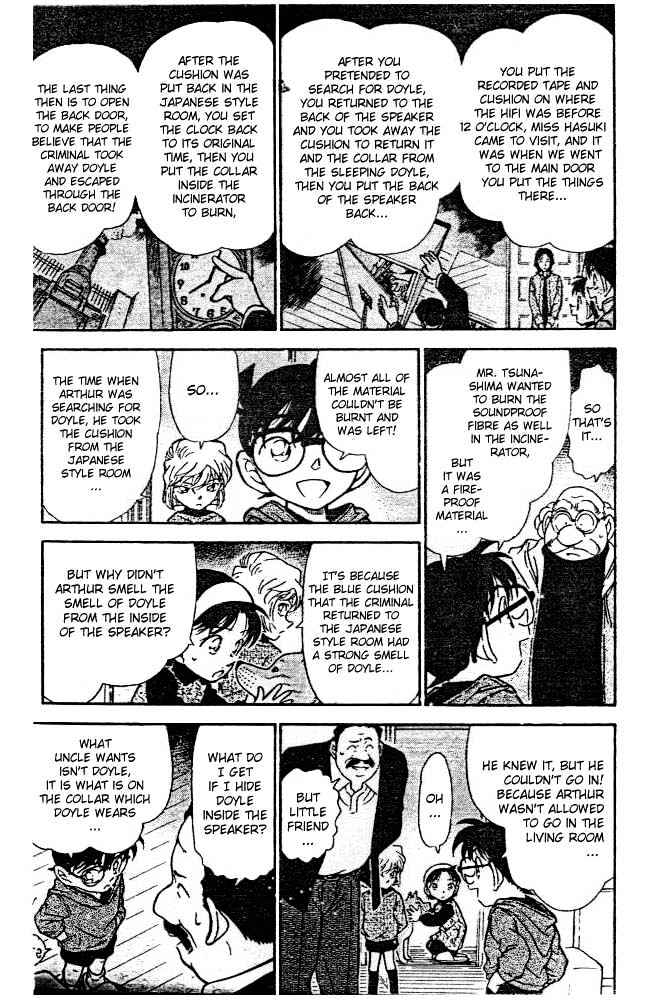 Detective Conan Chapter 292  Online Free Manga Read Image 11