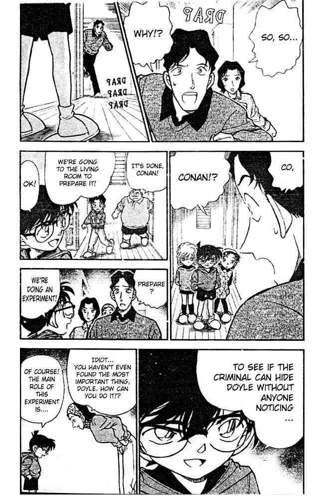 Detective Conan Chapter 292  Online Free Manga Read Image 3