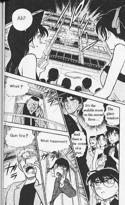 Detective Conan Chapter 293  Online Free Manga Read Image 16