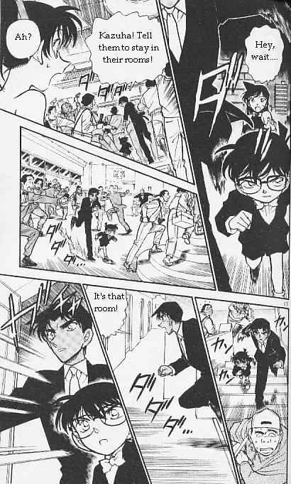 Detective Conan Chapter 293  Online Free Manga Read Image 17