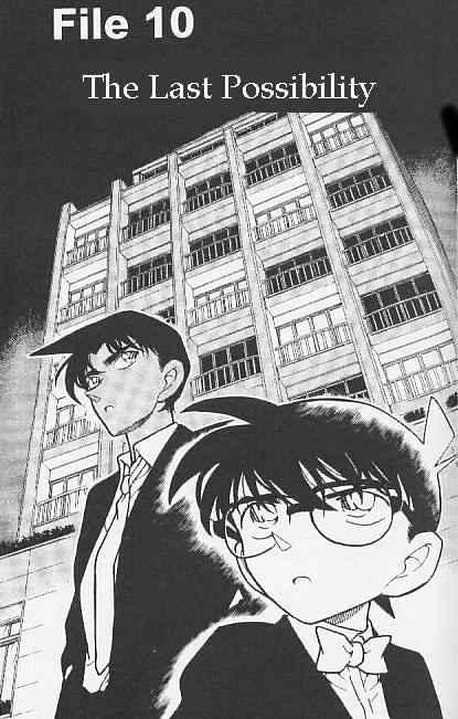 Detective Conan Chapter 294  Online Free Manga Read Image 1