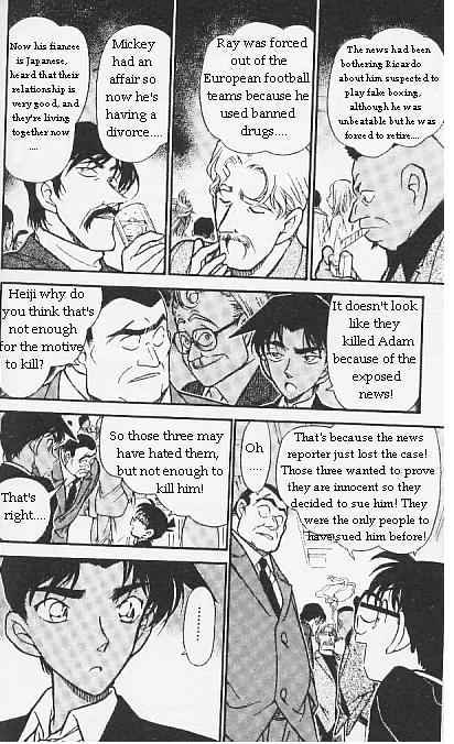 Detective Conan Chapter 294  Online Free Manga Read Image 10