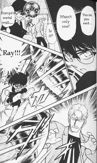 Detective Conan Chapter 295  Online Free Manga Read Image 13