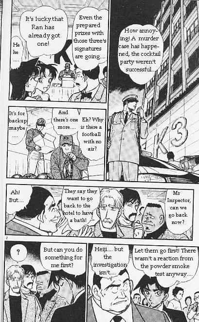 Detective Conan Chapter 295  Online Free Manga Read Image 2