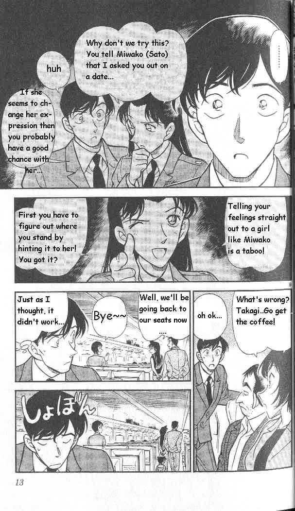 Detective Conan Chapter 296  Online Free Manga Read Image 10