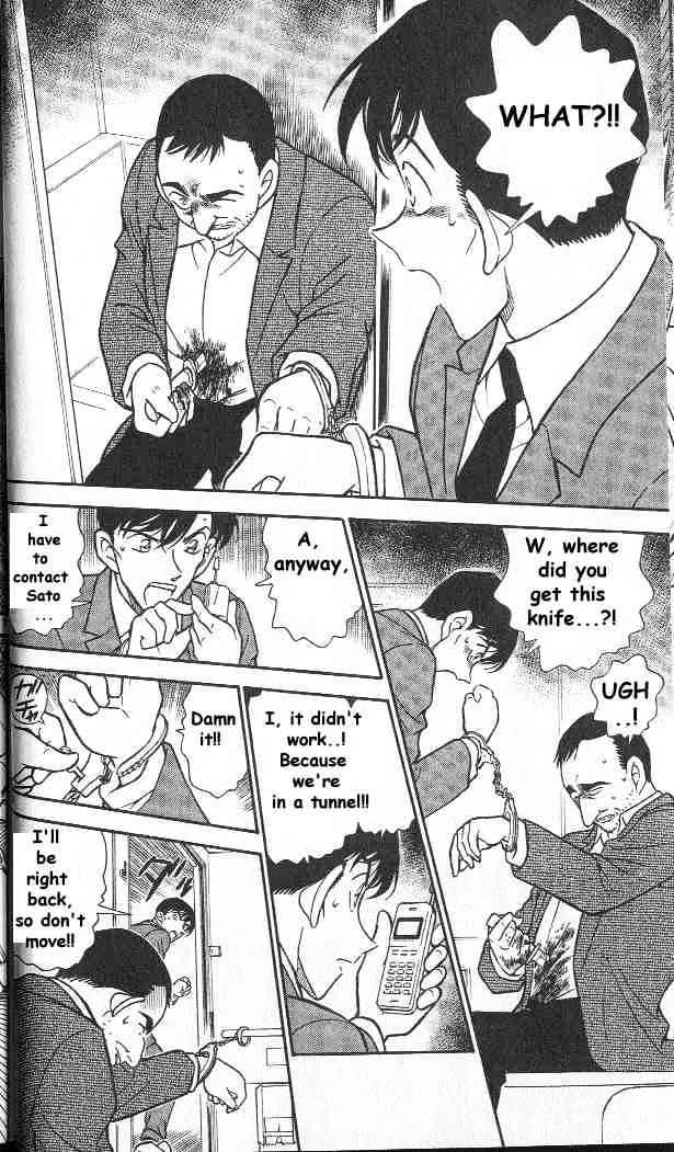 Detective Conan Chapter 296  Online Free Manga Read Image 17