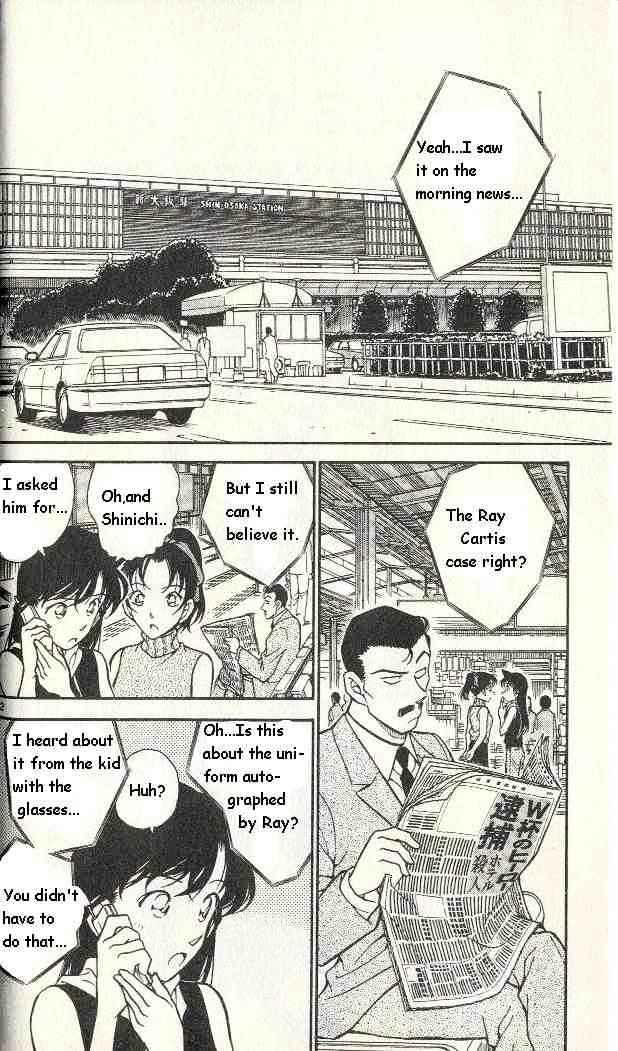Detective Conan Chapter 296  Online Free Manga Read Image 3