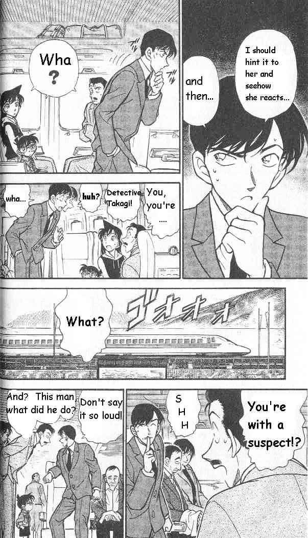 Detective Conan Chapter 296  Online Free Manga Read Image 7
