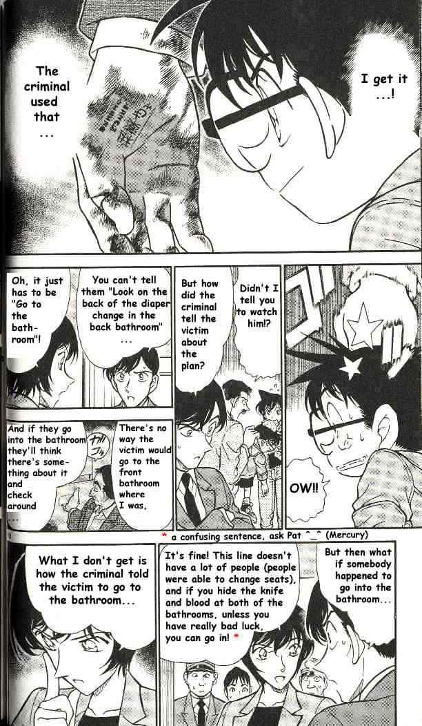Detective Conan Chapter 297  Online Free Manga Read Image 10