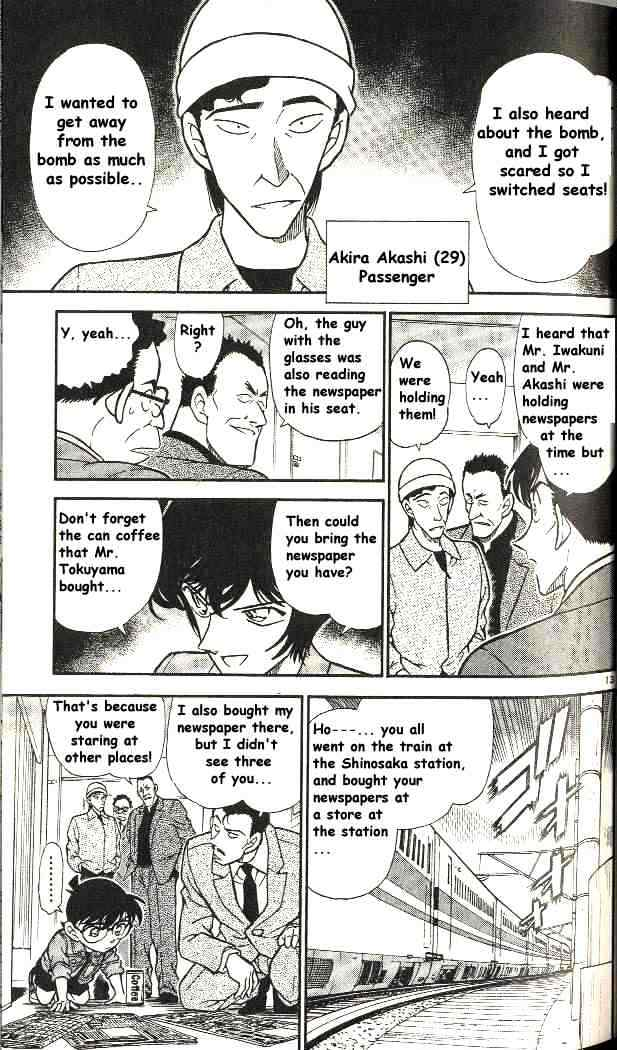Detective Conan Chapter 297  Online Free Manga Read Image 13