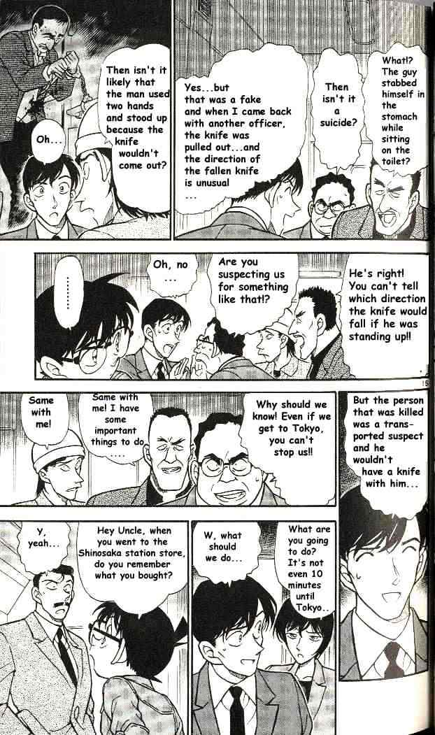 Detective Conan Chapter 297  Online Free Manga Read Image 15