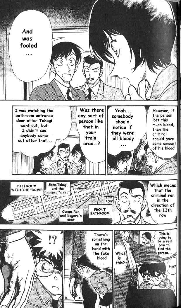 Detective Conan Chapter 297  Online Free Manga Read Image 9