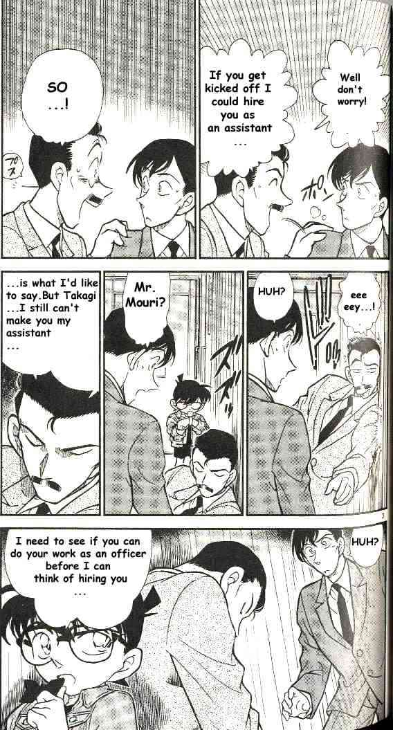 Detective Conan Chapter 298  Online Free Manga Read Image 3
