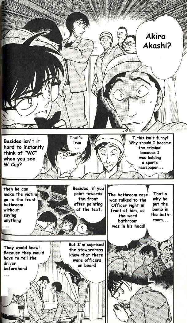 Detective Conan Chapter 298  Online Free Manga Read Image 6