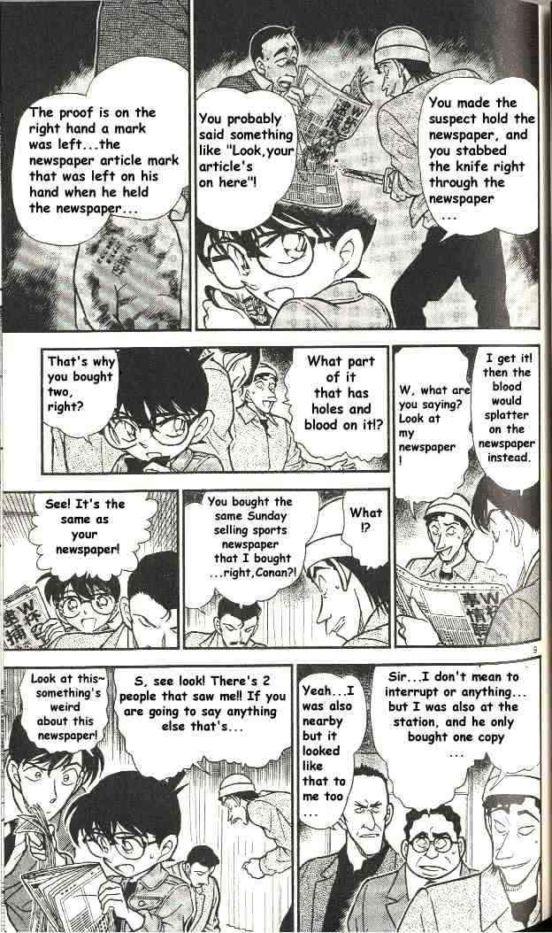 Detective Conan Chapter 298  Online Free Manga Read Image 9