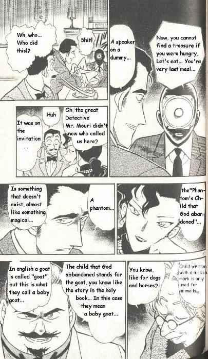 Detective Conan Chapter 299  Online Free Manga Read Image 17