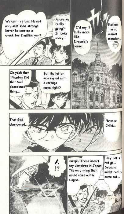 Detective Conan Chapter 299  Online Free Manga Read Image 3