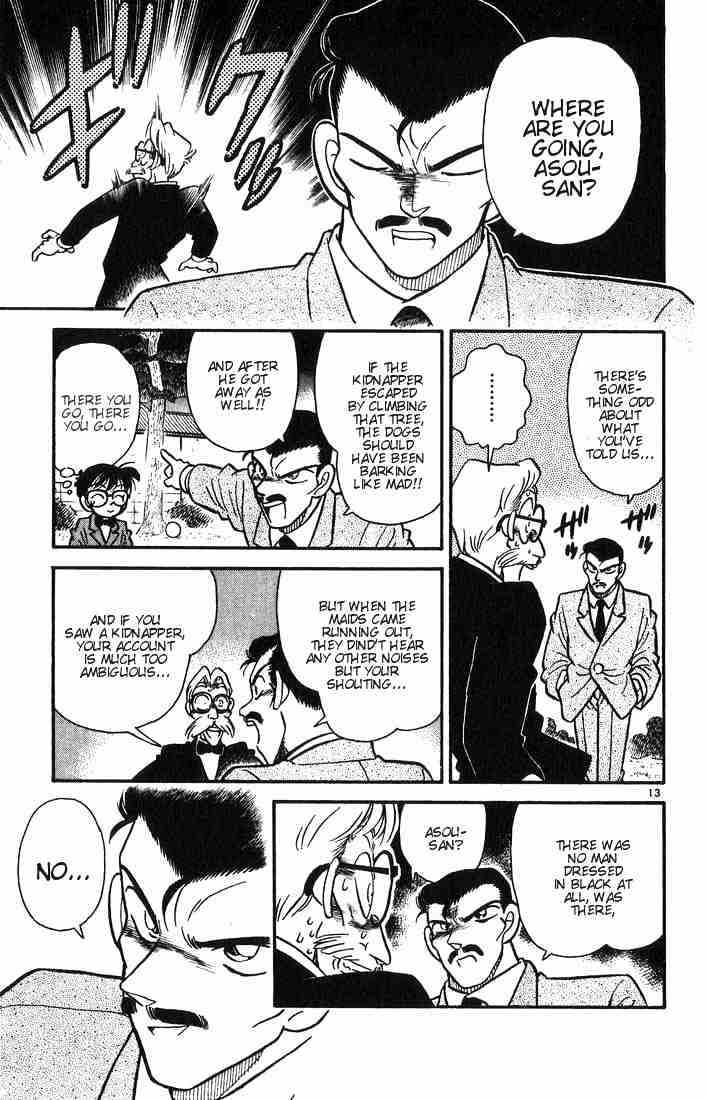 Detective Conan Chapter 3  Online Free Manga Read Image 13