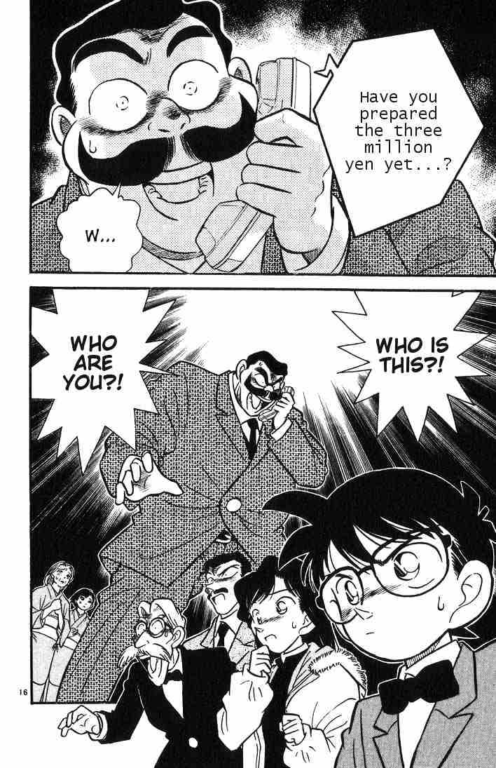 Detective Conan Chapter 3  Online Free Manga Read Image 16