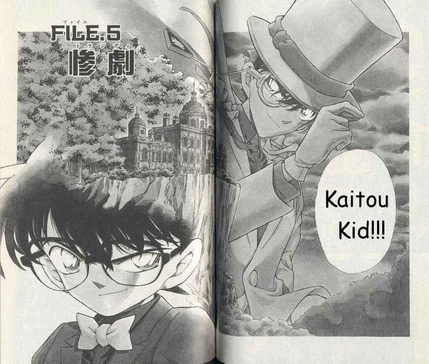 Detective Conan Chapter 300  Online Free Manga Read Image 2